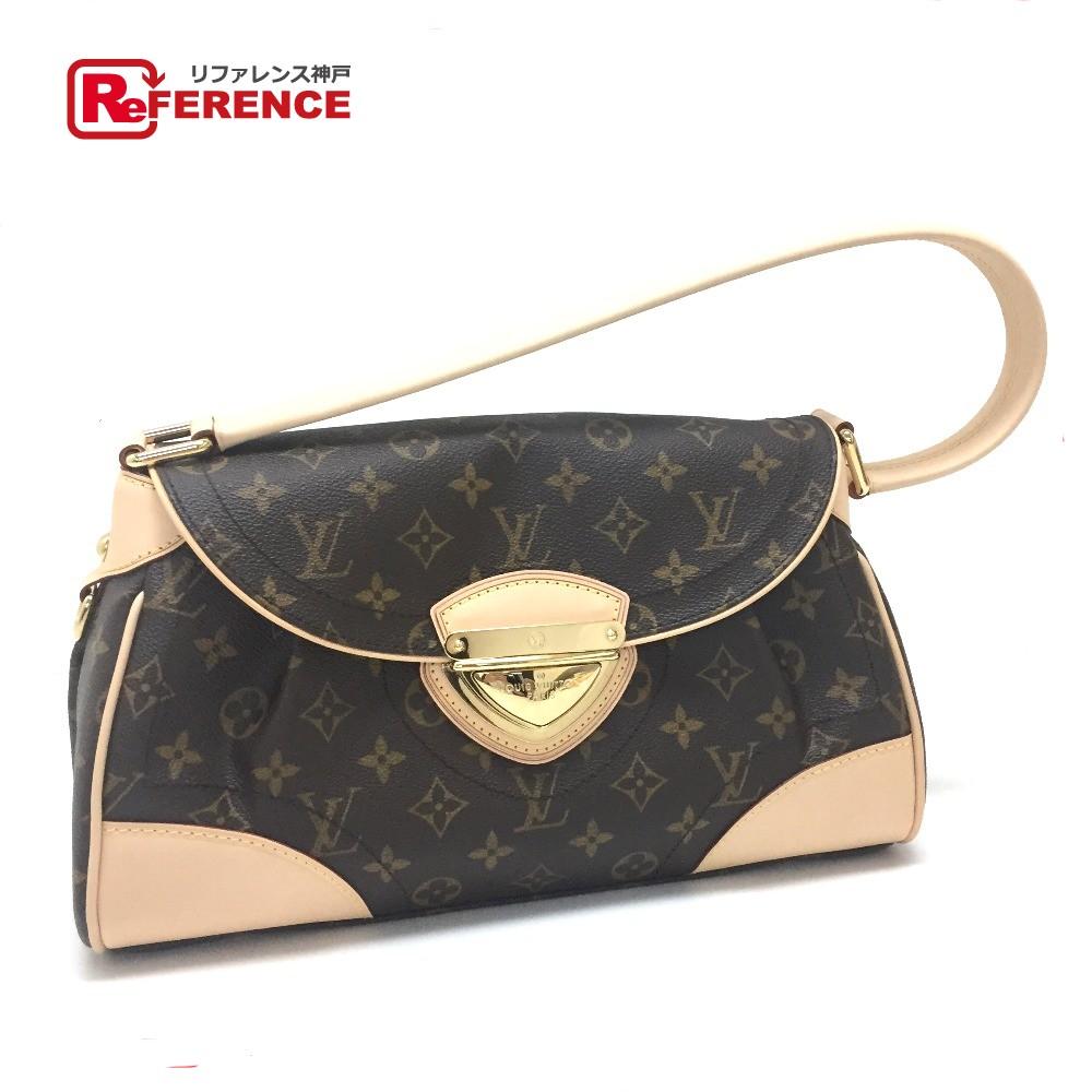 6beef4faa01f LOUIS VUITTON Louis Vuitton M40121 tote bag Beverly MM monogram shoulder  bag monogram canvas brown Lady s mint condition