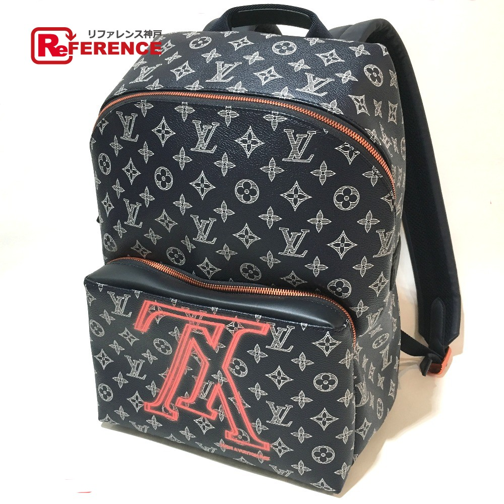 5b5ed8a72f1c AUTHENTIC LOUIS VUITTON Monogram - ink upside down Apollo - Backpack  Backpack Backpack - Daypack Monogram Ink MonogramCanvas M43676