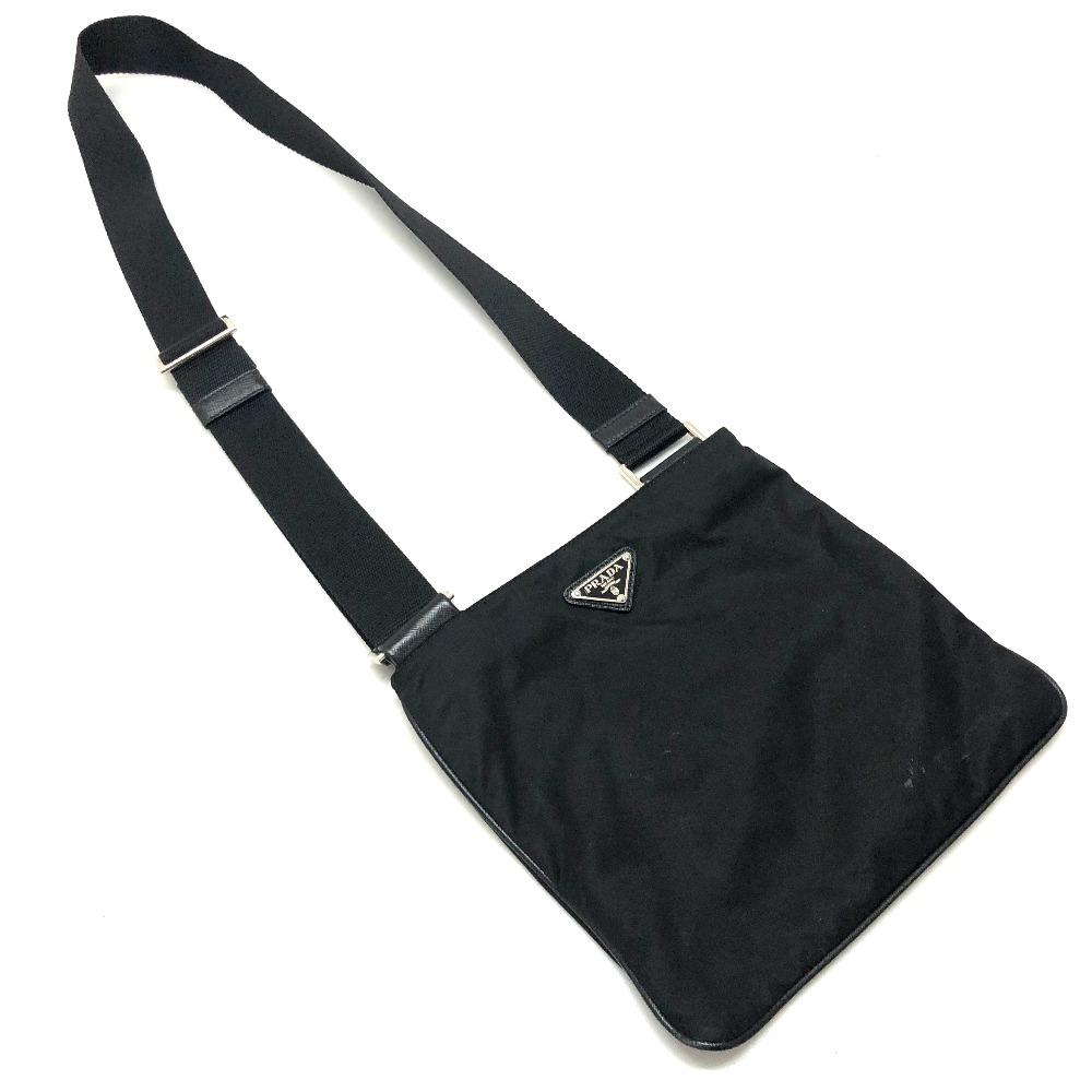 faae1bc7ce80 BRANDSHOP REFERENCE: PRADA Prada VA0779 pochette shoulder bag nylon ...