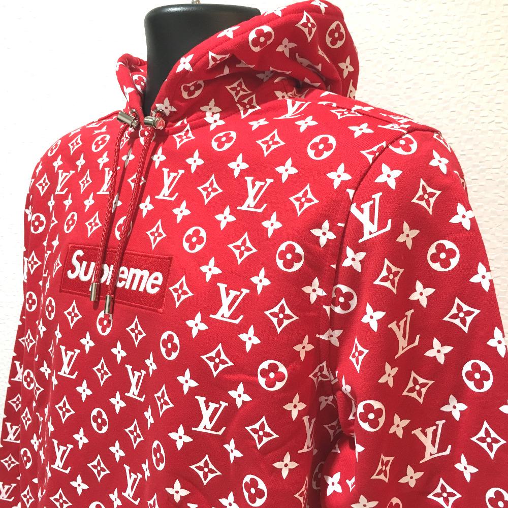 Brandshop Reference Authentic Louis Vuitton Supreme Collaboration