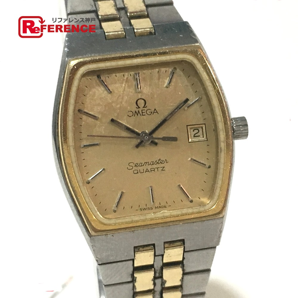 OMEGA オメガ レディース腕時計 シーマスター 腕時計 SS シルバー レディース【中古】