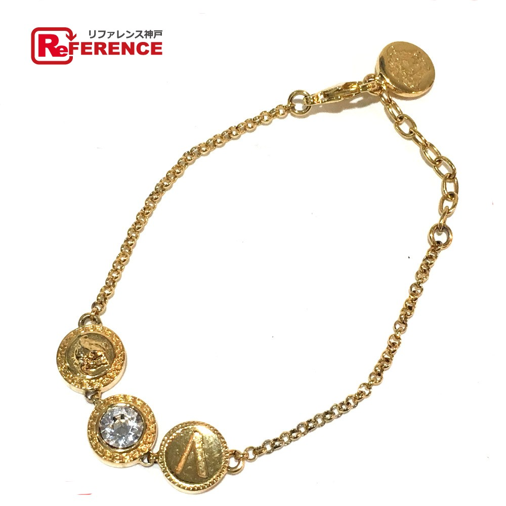 6449b3b61fa BRANDSHOP REFERENCE  VERSACE Versace accessories Medusa bracelet ...