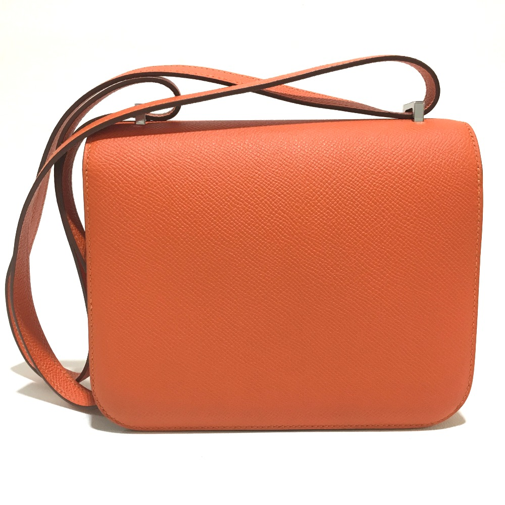 df7a4677a49f ... shopping authentic hermes constance mini 3 made in x 2016 pochette  shoulder bag silverhardware epsom e5f2e