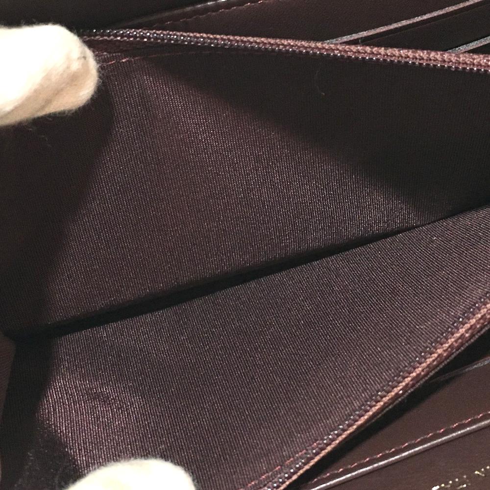 1a3f1f922ac0 ... CHANEL シャネル A80979 ラウンドファスナー長財布 ロゴプレート マトラッセ 長財布(小銭入れあり