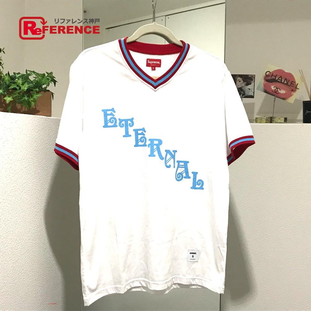 Supreme シュプリーム トップス 18AW Eternal Practice Jersey アパレル 半袖Tシャツ 白 メンズ 未使用【中古】