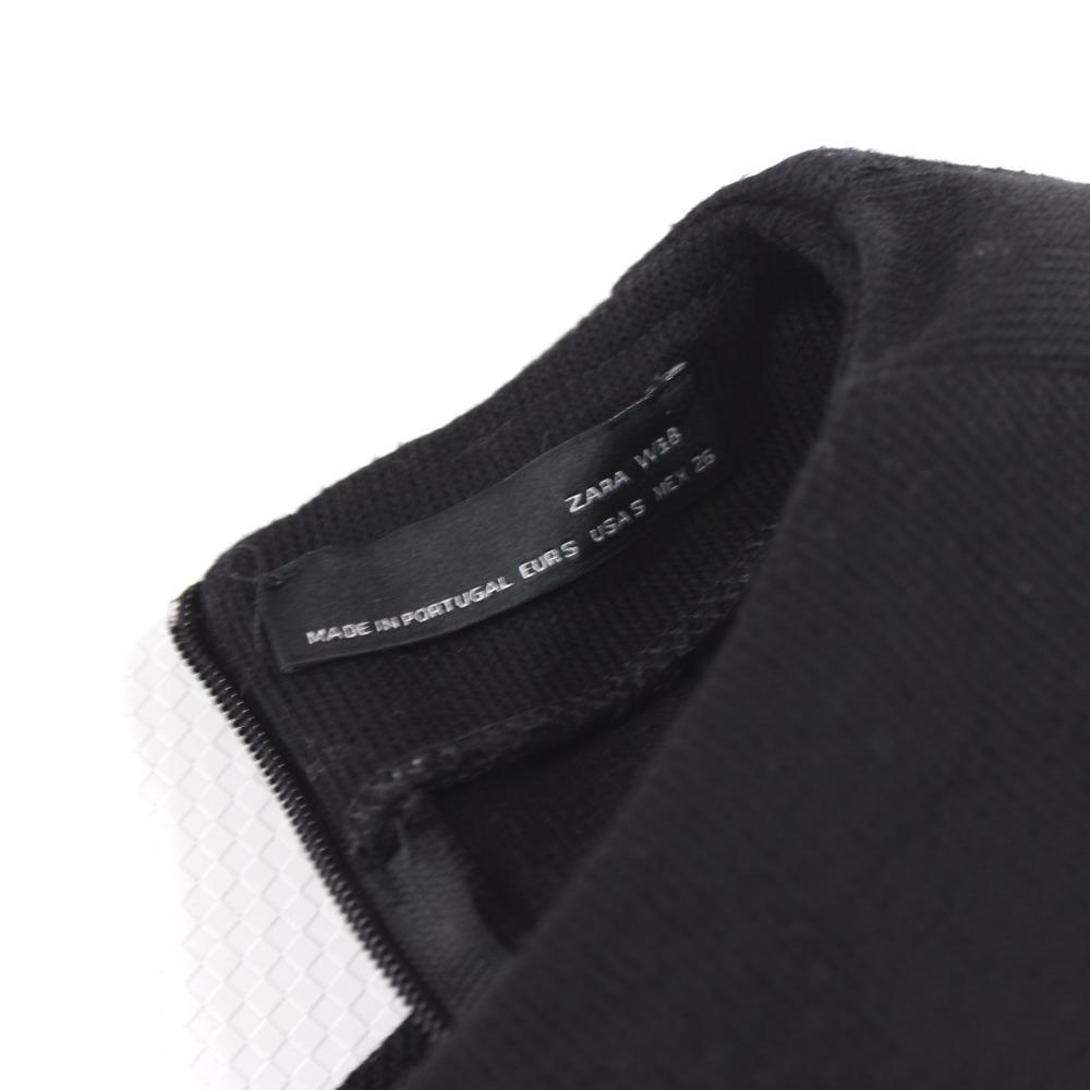 7491c58e7ae41 BRANDSHOP REFERENCE: AUTHENTIC ZARA W & B apparel Long sleeve Dress ...