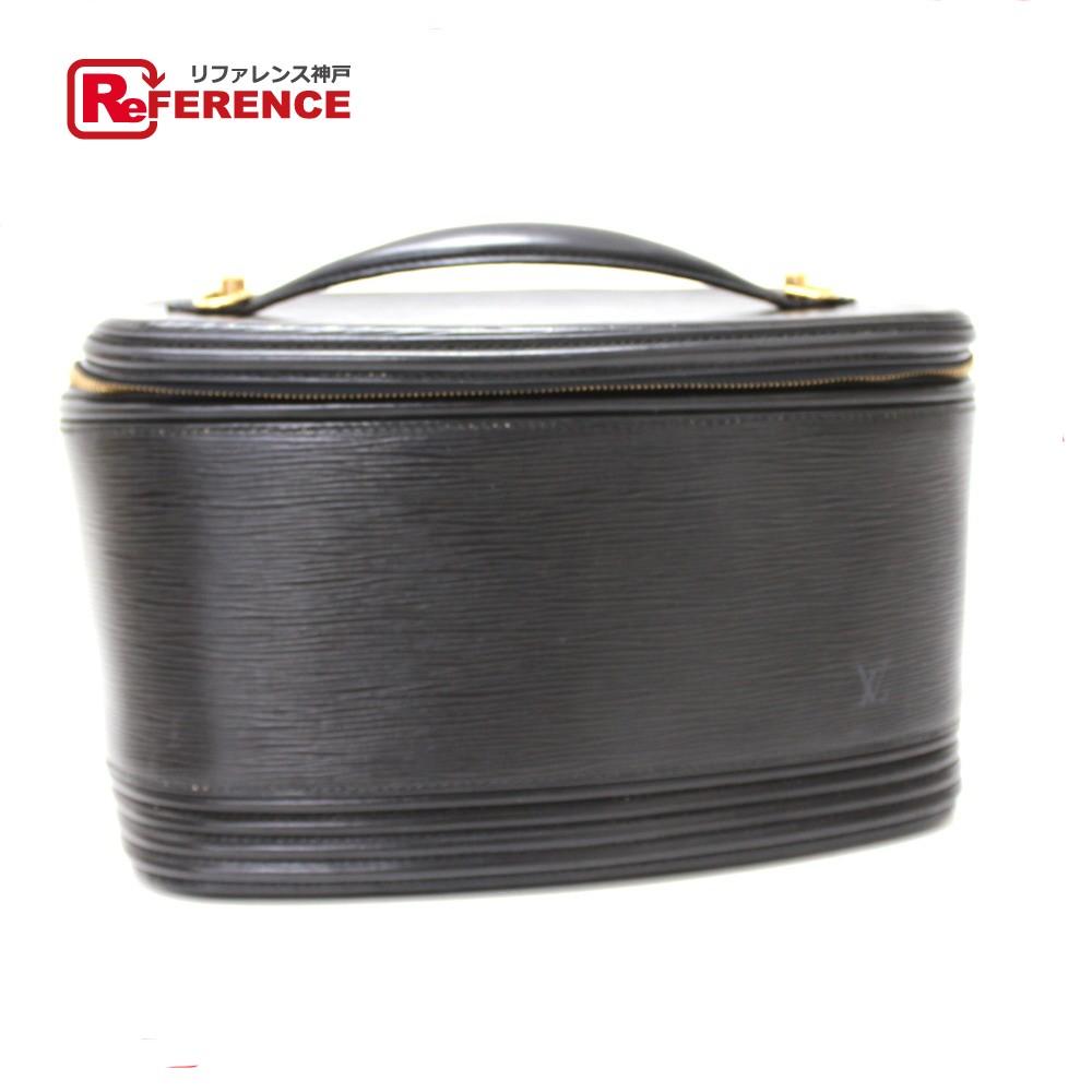 AUTHENTIC LOUIS VUITTON Epi Nice 2 Way Vanity Bag Men s Women s Shoulder  Bag Epi Leather M48012 502944af085c5
