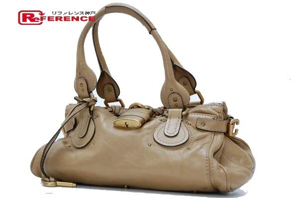 BRANDSHOP REFERENCE  AUTHENTIC Chloe Paddington Women s Bag Hand Bag ... ba88cb7fd