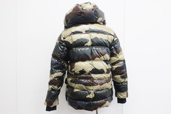 4af310bf34f27 ... AUTHENTIC MONCLER Saturn (825) SAUTERNE (Sauternes) Men's outerwear  Down jacket Beige/ ...