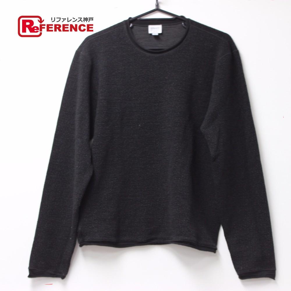 best service 64110 e7a0b AUTHENTIC GIORGIO ARMANI ARMANI COLLEZIONI Alma - N - Corezzoni Apparel cut  Long sleeve knit knit Black