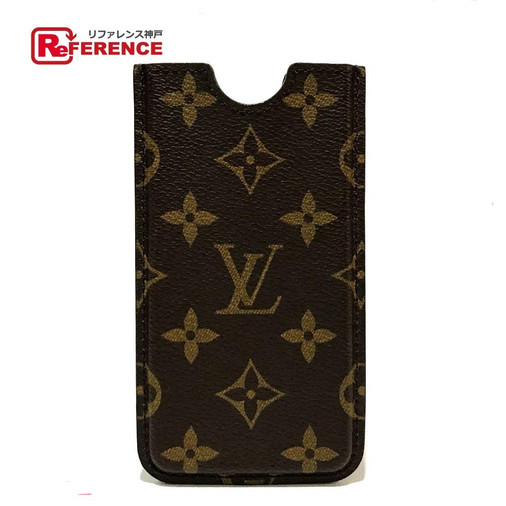 online retailer 4c330 2d545 AUTHENTIC LOUIS VUITTON Monogram Folio Men's Women's iPhone 6 Mobile case  MonogramCanvas M60865