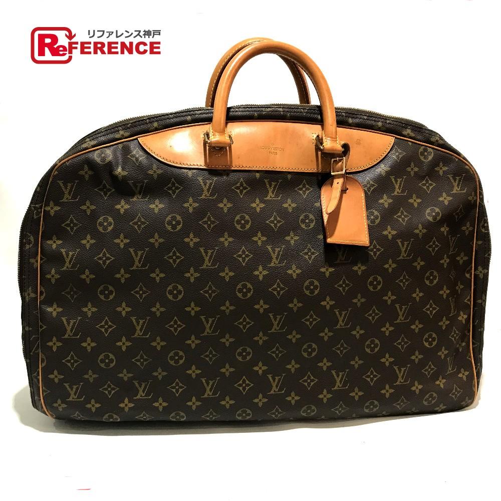 BRANDSHOP REFERENCE  AUTHENTIC LOUIS VUITTON Monogram Alise - Trois Posch  Men s Women s Duffle Bag MonogramCanvas M41391  2b0ccfa30a