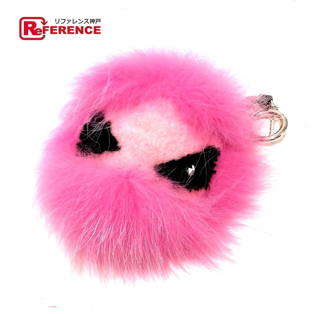 6ae598f887 BRANDSHOP REFERENCE: AUTHENTIC FENDI Bag Charm Bag Bug Bug charm ...