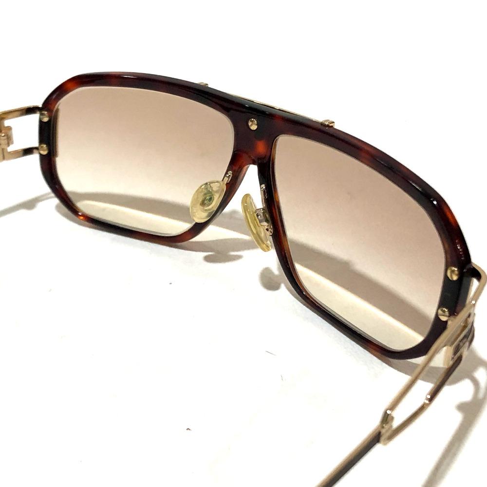 ae1cf3df50c AUTHENTIC CAZAL Fashion Accessories Men s Degree sunglasses glasses Brown x  Gold Plastic Metal 881 1