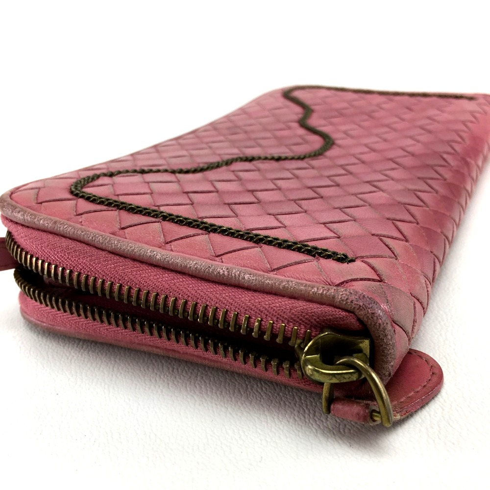 zip around mens wallet with coin compartment
