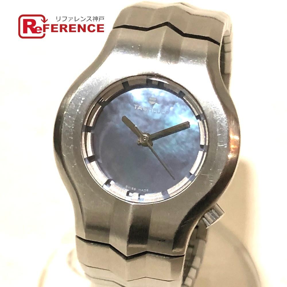 TAG HEUER タグホイヤー WP1312 レディース腕時計 アルターエゴ 腕時計 SS シルバー レディース【中古】