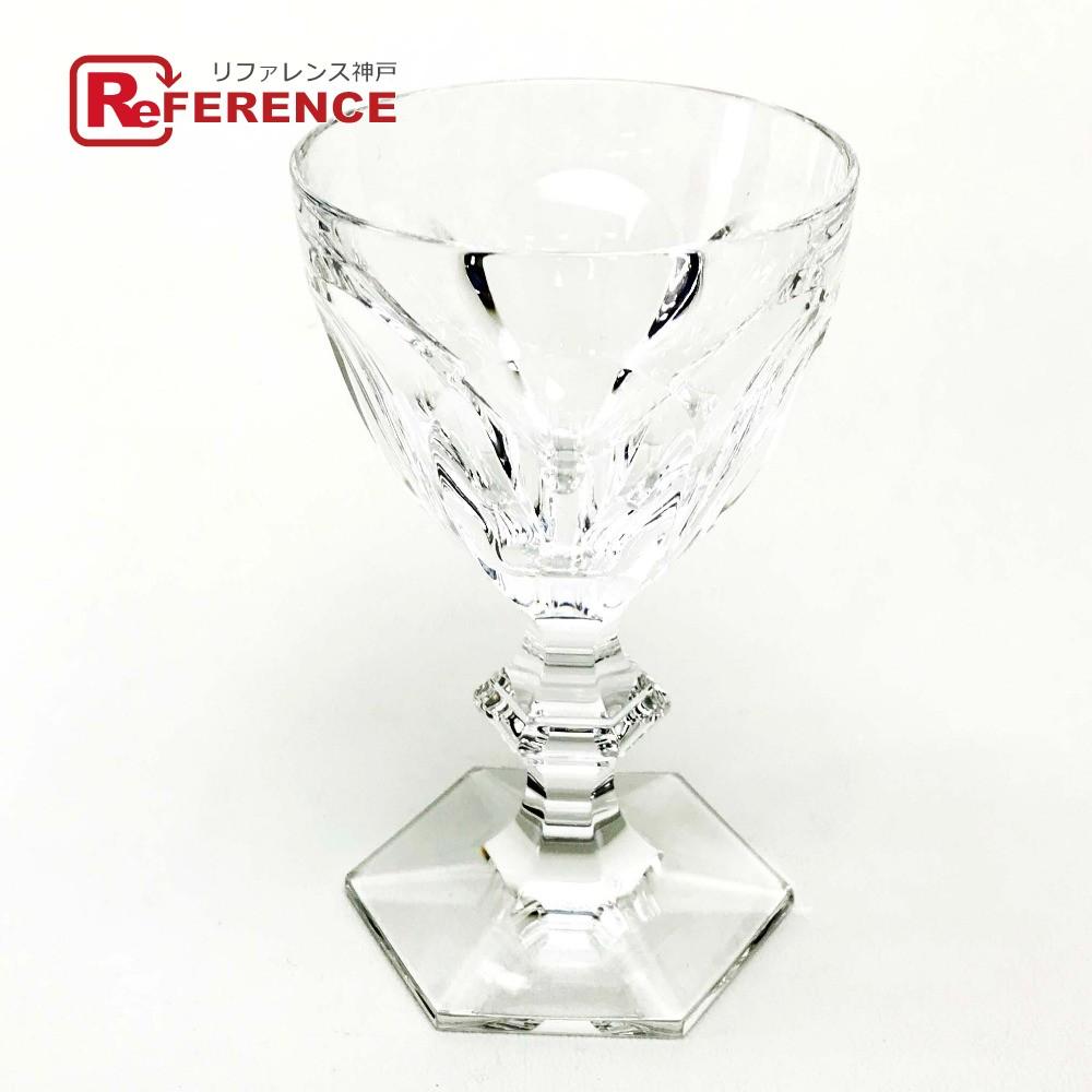 Baccarat バカラ 1201104 ワイングラス アルクール コップ 食器 グラス クリスタルガラス クリア 未使用【中古】
