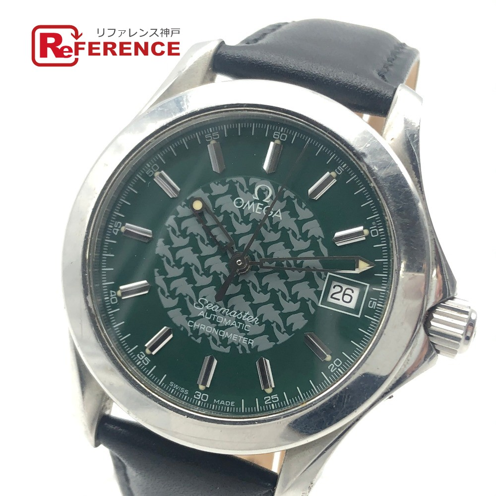 OMEGA オメガ 2506.70 デイトクロノメーター シーマスター ジャックマイヨール メンズ腕時計 腕時計 SS メンズ シルバー 【中古】