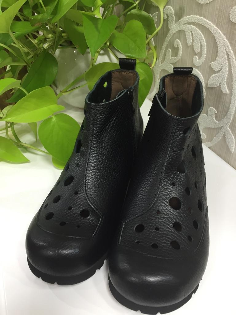 30%OFFショートブーツ春夏『5607-BK-150』2016年大人気靴(1万以上のお買い上げで送料無料)(ラッピング無料)MADE IN JAPAN(ブラック)(EEEE)TRANQUILLO定価¥15000