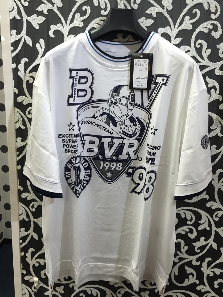 30%OFF-BARNIVARNO大人気Tシャツ「バーニバーノ」(1万以上のお買い上げで送料無料)キャラクター(父の日ラッピング無料)定価¥26000キングサイズ3LサイズBSS-FTH2019-3L-01-26000