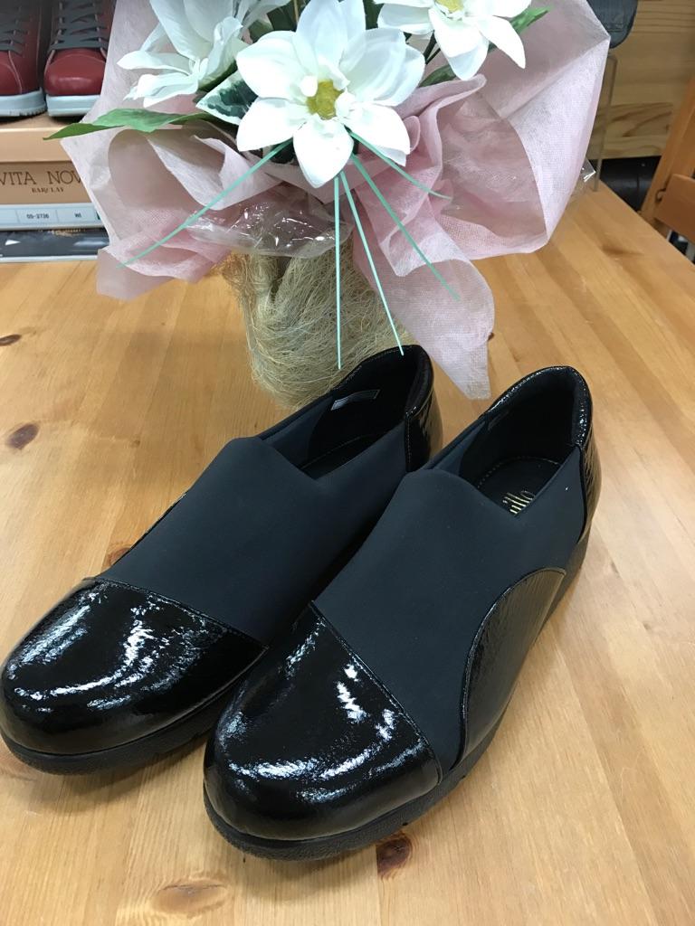 ミュール・シューズ『275-BKTU-TRANQUILLO』2017年大人気靴(1万以上のお買い上げで送料無料)275-ブラック(ラッピング無料)MADE IN JAPAN(クッション抜群)275-BKTU-TRANQUILLO