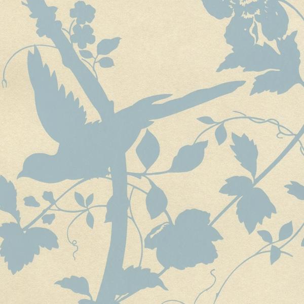 【在庫限り】輸入壁紙/イギリス製/WallPaper Collection:LAURA ASHLEY(ローラアシュレイ)メーカー品番:LA17010/オリエンタルガーデン/1ロール(巾53cmX10m)単位販売/紙壁紙/準不燃/領収書対応可