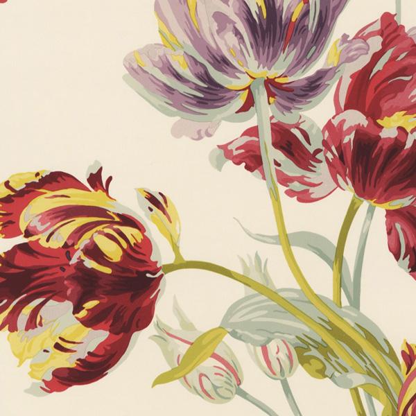 輸入壁紙/イギリス製/WallPaper Collection:LAURA ASHLEY(ローラアシュレイ)メーカー品番:LA17015/ゴスフォード/1ロール(巾53cmX10m)単位販売/紙壁紙/準不燃/領収書対応可