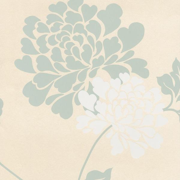 【在庫限り】輸入壁紙/イギリス製/WallPaper Collection:LAURA ASHLEY(ローラアシュレイ)メーカー品番:LA17031/イザドール/1ロール(巾53cmX10m)単位販売/紙壁紙/準不燃/領収書対応可