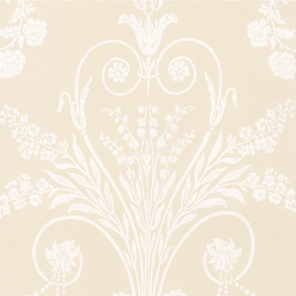輸入壁紙/イギリス製/WallPaper Collection:LAURA ASHLEY(ローラアシュレイ)メーカー品番:LA17043/ジョゼッテ/1ロール(巾53cmX10m)単位販売/紙壁紙/準不燃/領収書対応可