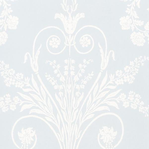 【在庫限り】輸入壁紙/イギリス製/WallPaper Collection:LAURA ASHLEY(ローラアシュレイ)メーカー品番:LA17045/ジョゼッテ/1ロール(巾53cmX10m)単位販売/紙壁紙/準不燃/領収書対応可