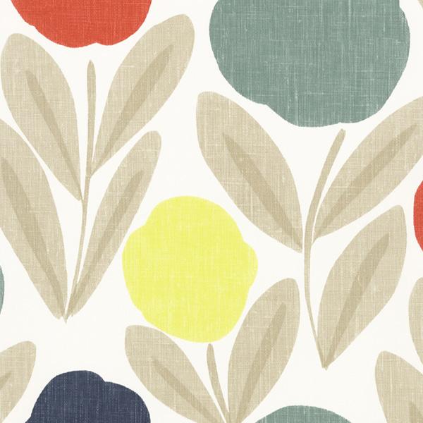 【在庫限り】輸入壁紙/イギリス製/WallPaper Collection:LAURA ASHLEY(ローラアシュレイ)メーカー品番:LA17064/セレナ/1ロール(巾53cmX10m)単位販売/紙壁紙/準不燃/領収書対応可