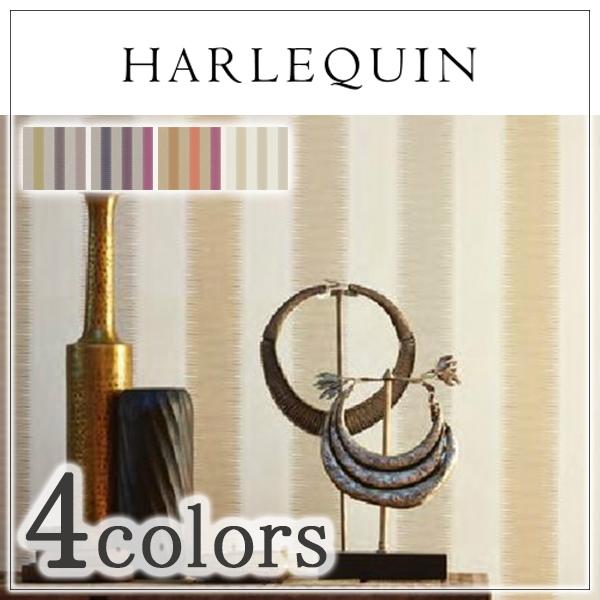輸入壁紙/イギリス製/HARLEQUIN(ハーレクイン):HARLEQUIN(ハーレクイン)メーカー品番:111054,111055,111056,111057/Tambo/1ロール(巾52cm×10.05m)単位販売/不織布/不燃