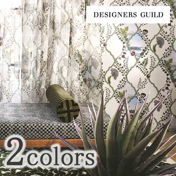 輸入壁紙/イギリス製/DESIGNERS GUILD (デザイナーズギルド):DESIGNERS GUILD (デザイナーズギルド)メーカー品番:PCL7016/02,PCL7016/01/1ロール(巾52cmx10m)単位販売/不織布/F☆☆☆☆/不燃