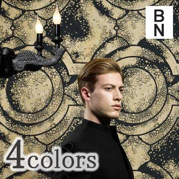 輸入壁紙/オランダ/ILLUMINA2:BN(ビーエヌ インターナショナル)メーカー品番:218625,218629,218634,218636/1ロール(巾53cmX10m)単位販売/不織布