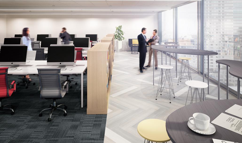 【リフォーム認定商品】Floorfix30・50/フロアフィックス/営業しながら改修できる床改修パック/200平米以下/オフィス/全国三星床工事業協会