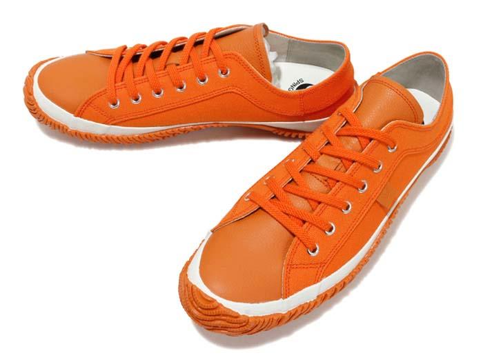 【スピングル商品200種類以上】SPINGLE MOVE スピングルムーブSPM-155 Orange スピングルムーブ SPM-155 オレンジ 革 スニーカー スピングルムーヴ【送料無料】【サイズ交換可】【smtb-KD】