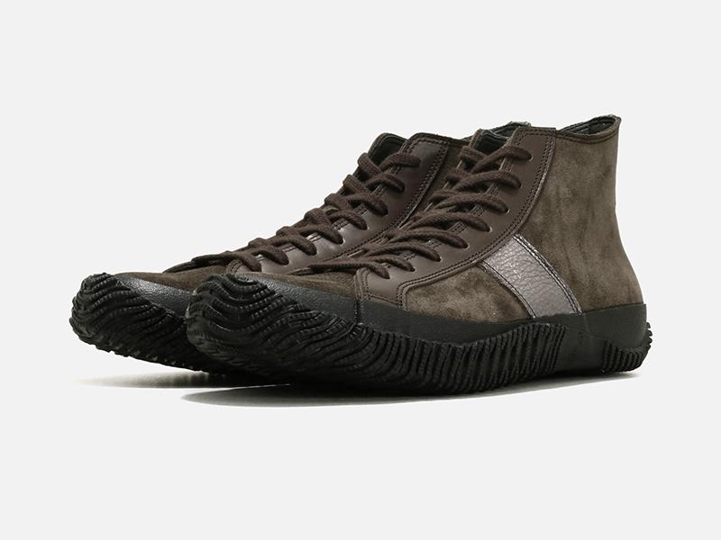 スピングル専門店 スピングルムーブ ストア メンズ 靴 スニーカー スピングルムーヴ スピングル商品200種類以上 SPINGLE MOVE 革 ダークブラウン サイズ交換可 Brown SPM-465 日時指定 スピングルムーブSPM-465 送料無料 Dark