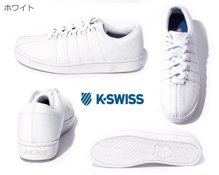 Kスイス ケースイス クラシック 88 メンズ レディース ホワイト 白 スニーカー レザー テニスシューズ K SWISS Classic 88 WHITE 36022480QrCstxBhd