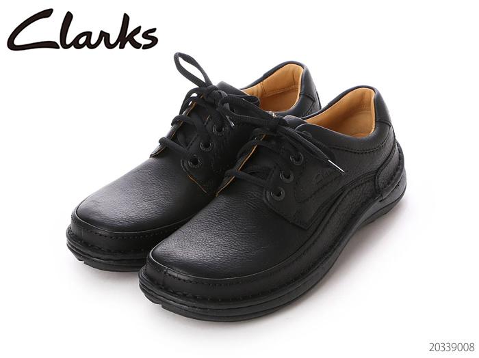 clarks nature three black