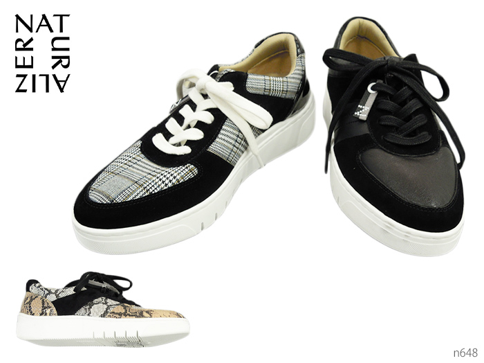 送料無料 倉 レースアップ 2 25限定 Wエントリーでポイント16倍確定 ナチュラライザー 正規品 N648 スニーカー カジュアルシューズ 値下げ NATURALIZER 靴