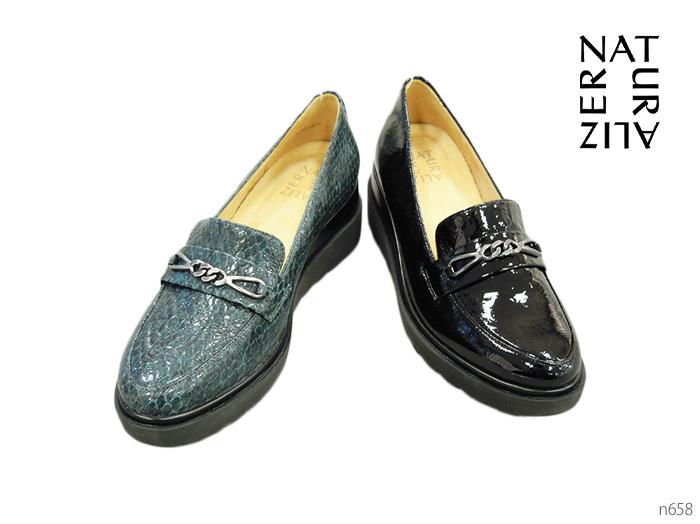 送料無料 超軽量 ビット ローファーデザイン 時間指定不可 ナチュラライザー NATURALIZER 靴 正規品 N658 Seasonal Wrap入荷 スニーカー カジュアルシューズ