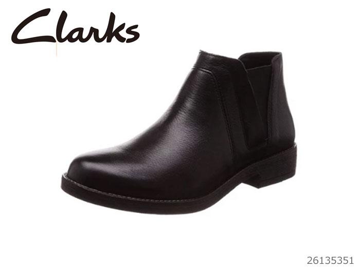 最新エルメス CLARKS クラークス シューズ レディース Demi Brat Black Leather 26135351, Life planning shop 美風空間 7ef170fa
