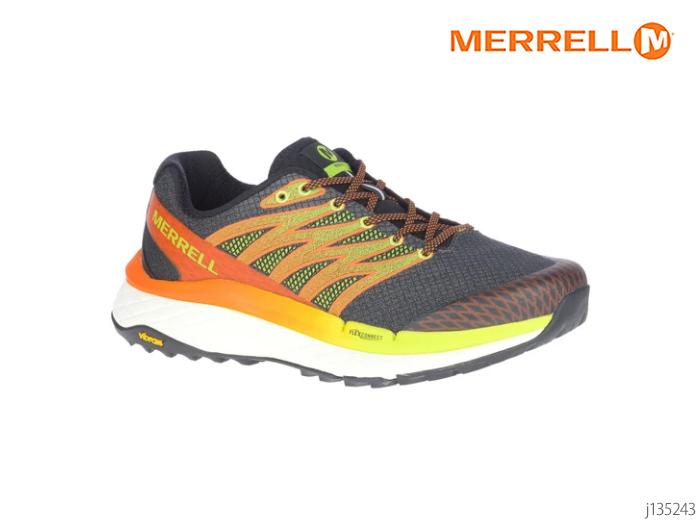 MERRELL 135243 レースアップ カジュアル メンズ 期間限定送料無料 靴 休み メレル スニーカー 正規品 ルバート J135243 RUBATO