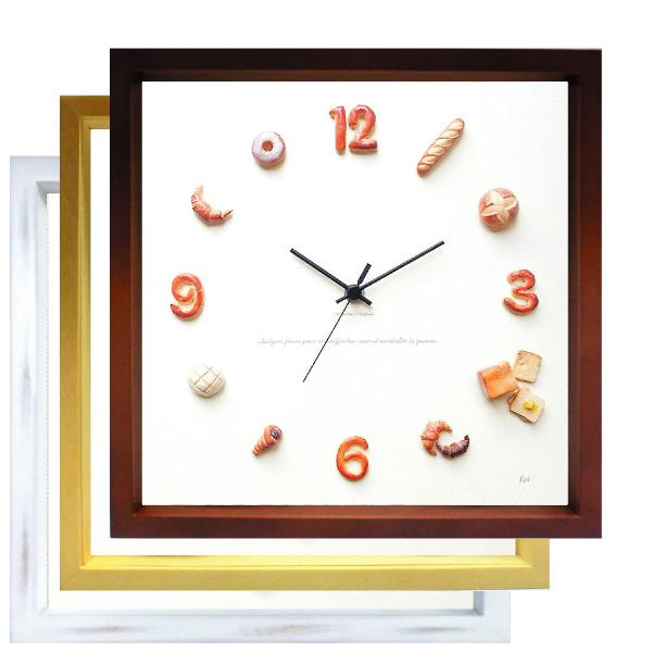 現品限り一斉値下げ! 掛時計 パン屋さん パン インテリア 掛け時計 パン屋さん 掛時計 カフェ インテリア, R-Interior(インテリア、家具):12c2d13f --- canoncity.azurewebsites.net