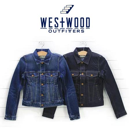 Westwood Outfitters(ウエストウッドアウトフィッターズ)1135847 レディース デニムトラックジャケット