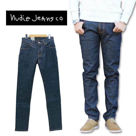≪30%OFF&送料無料≫再値下げ Nudie Jeans MENS THIN FINN SKINNY STRAIGHT DRY TWILL 45161-1005 / ヌーディージーンズ メンズ シンフィン スキニーストレート 45161-1005