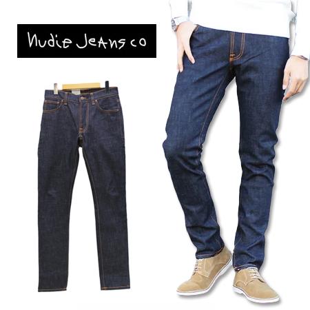 ≪5%OFF&送料無料≫Nudie Jeans MENS LEAN DEAN SLIM TAPERED DRY DEEP LAYERS 46161-1149 / ヌーディージーンズ メンズ リーンディーン スリムテーパード スキニー 46161-1149