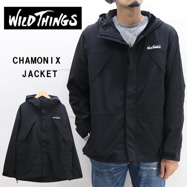 ≪送料無料≫WILD THINGS MENS CHAMONIX JACKET 2 WT19127PA / ワイルドシングス メンズ シャモニー ジャケット 2 WT19127PA