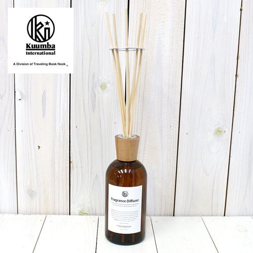 KUUMBA (クンバ)『Fragrance Diffuser』(Musc Rouge)【smtb-KD】【sm15-17】【フレグランス】【アロマオイル】【ディフューザー】