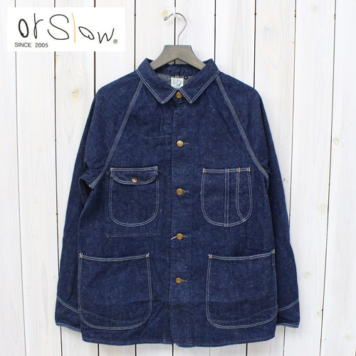 e36834aace Reggie Shop  orSlow (Onslow)  quot 50 s COVER ALL   (ONE WASH ...